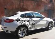 Орнамент на BMW