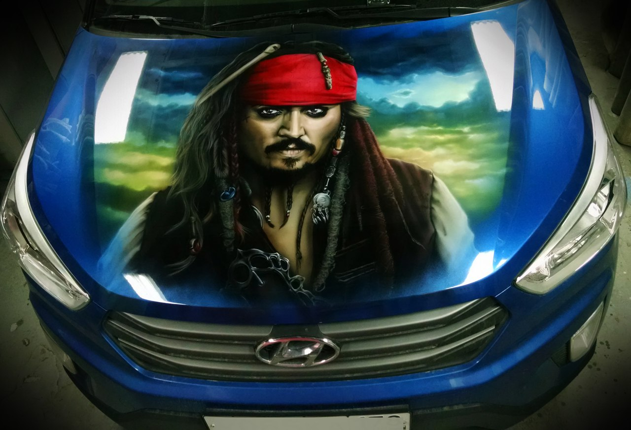 Hyundai Воробей