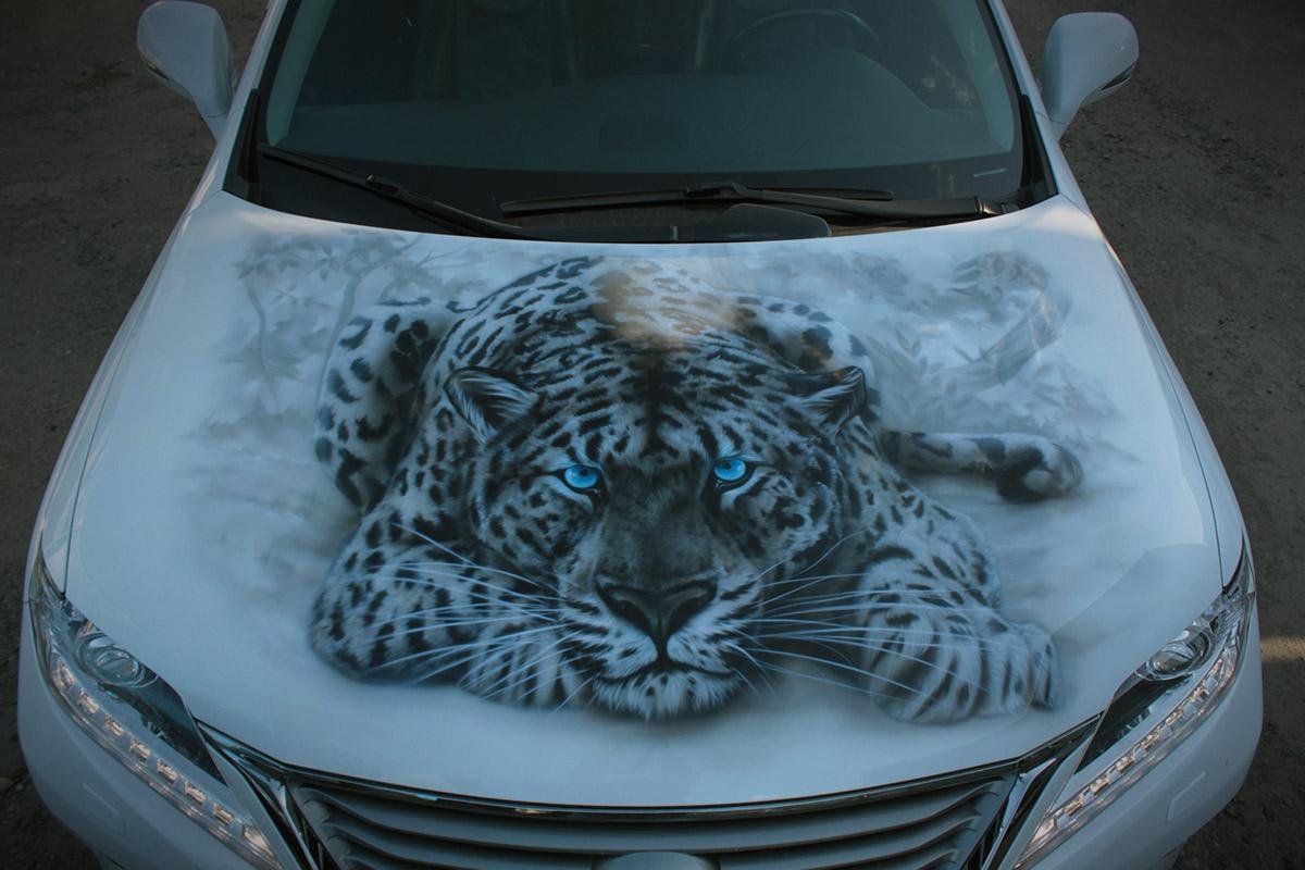 Леопард ЛЕКСУС