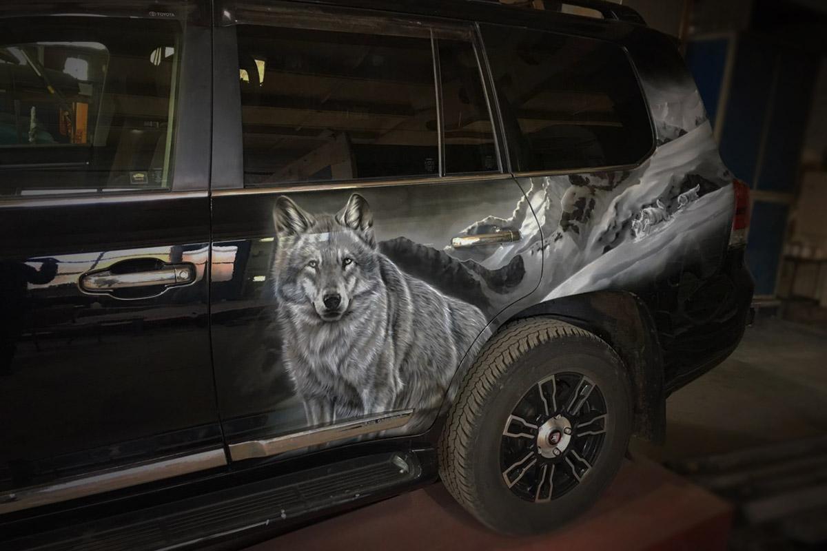 Волки на 200 -ом